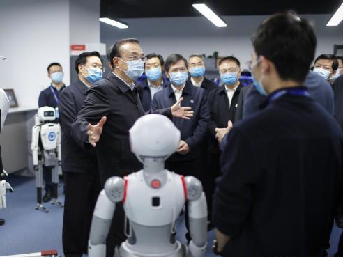Li stresses key role of innovation