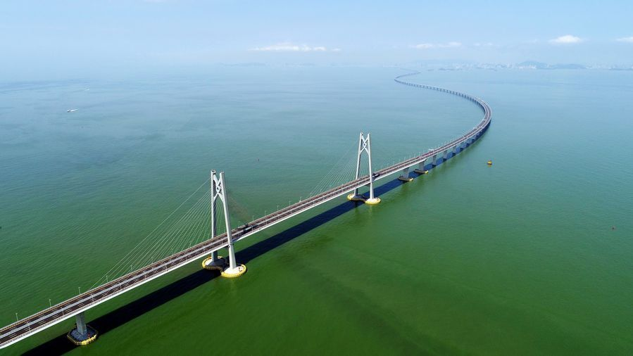 Key projects boost prosperity in China over past 5 years