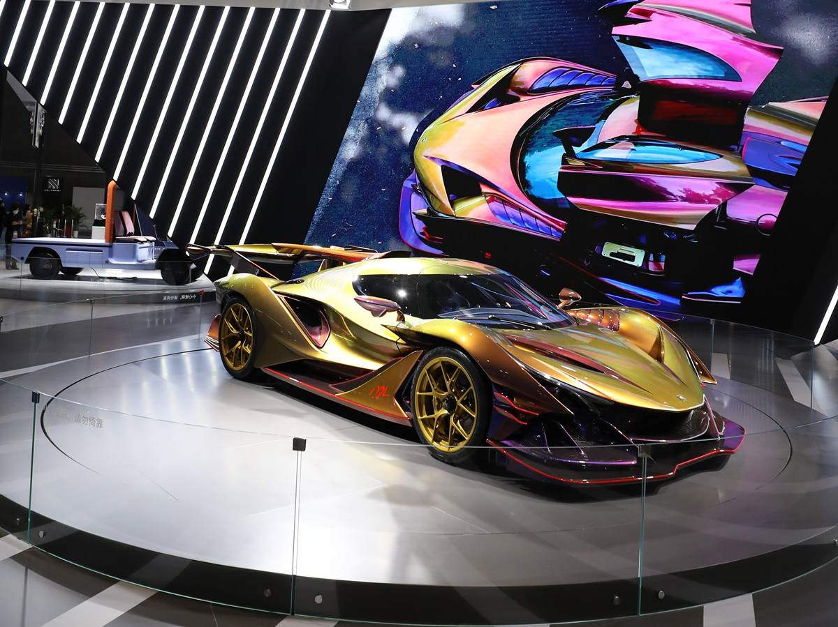 World's top automakers participate in 3rd CIIE in Shanghai