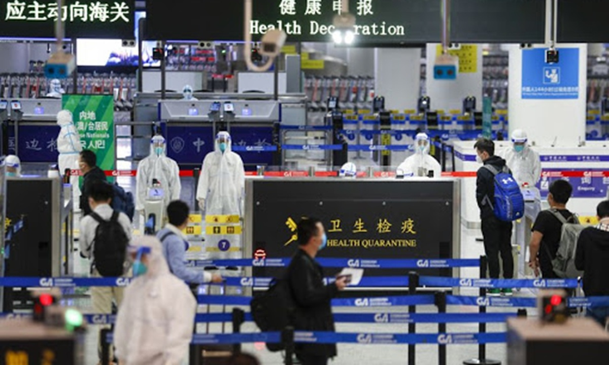 China suspends entry from more countries in face of severe pandemic resurgence