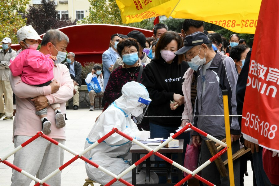 Chinese mainland reports 36 new confirmed COVID-19 cases