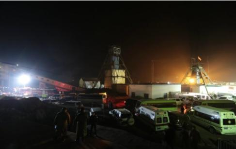 32 sentenced over coal mine blast in north China