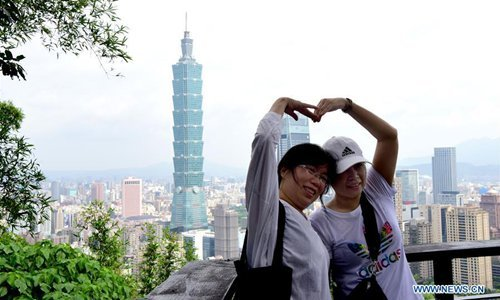 Under the shadow of 'Taiwan independence', cross-Straits exchanges give Taiwan business people sense of belonging