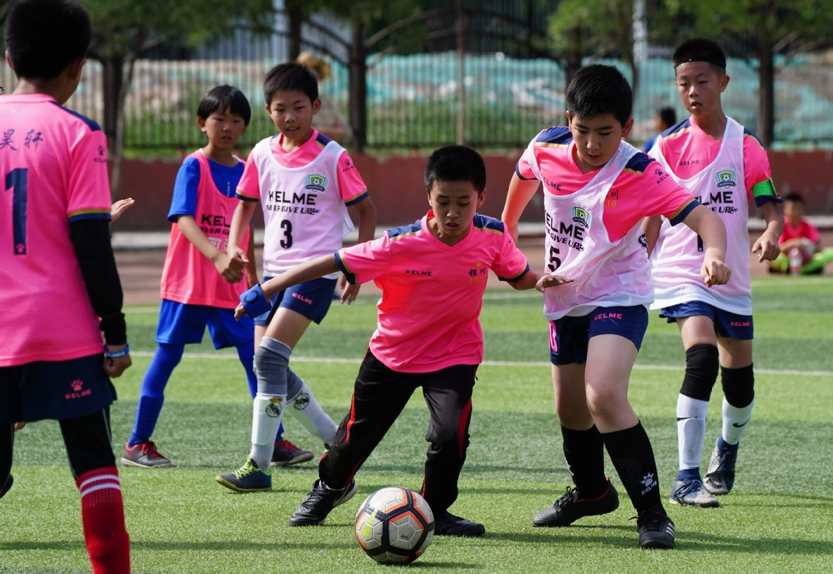 Ningxia plans to establish 400 schools featuring football
