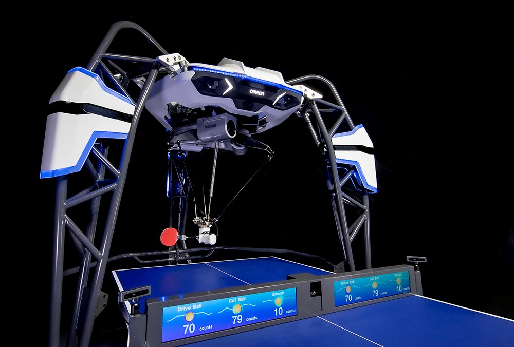 High-tech products on display at CIIE
