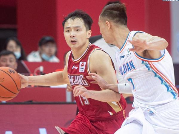 Zhejiang beat Fujian in CBA for 9th straight win