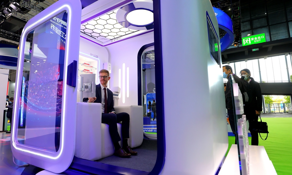 Third CIIE showcases innovation in move toward post-COVID-19 world