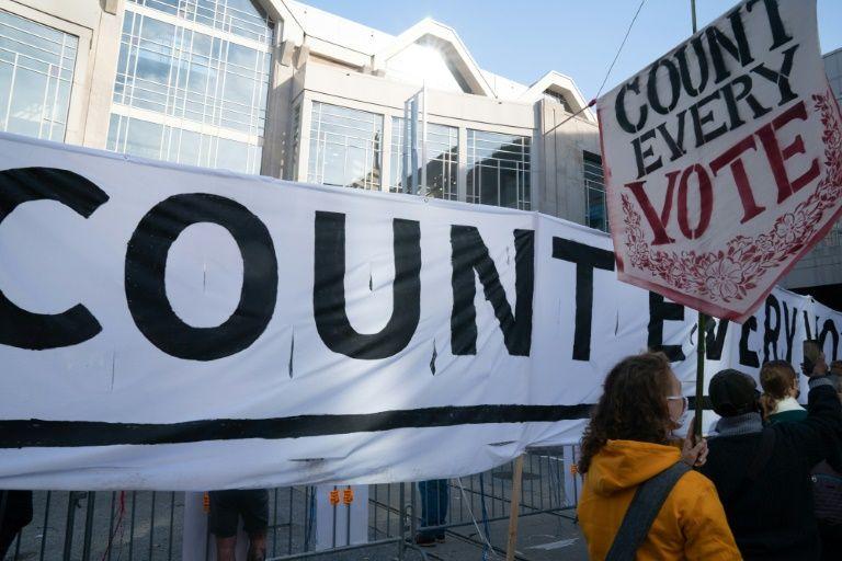 Supreme Court denies immediate halt of Pennsylvania count