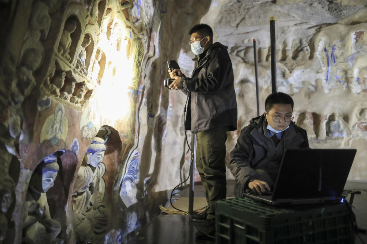 Guidelines elevate grotto temple studies, protection
