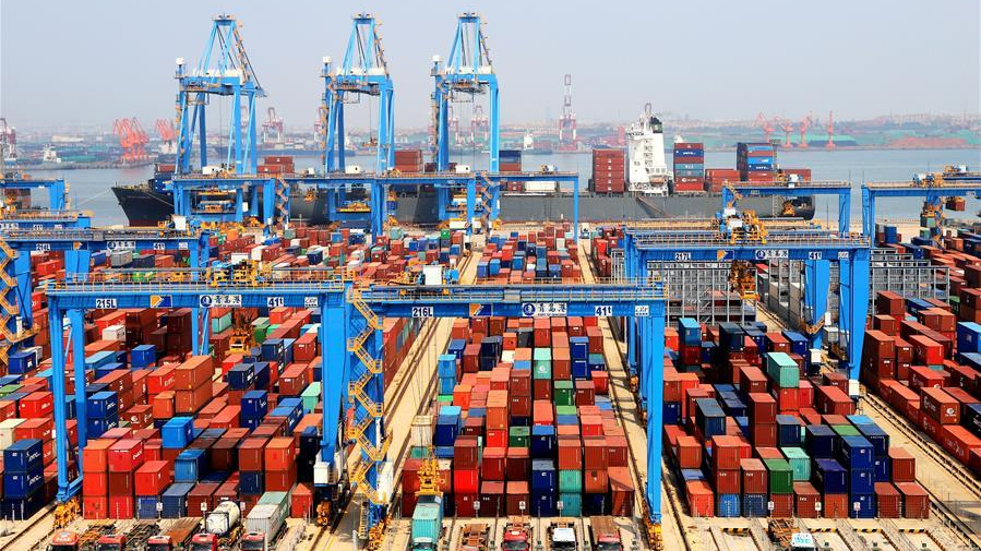 China's exports jump 11.4% in October, imports grow moderately