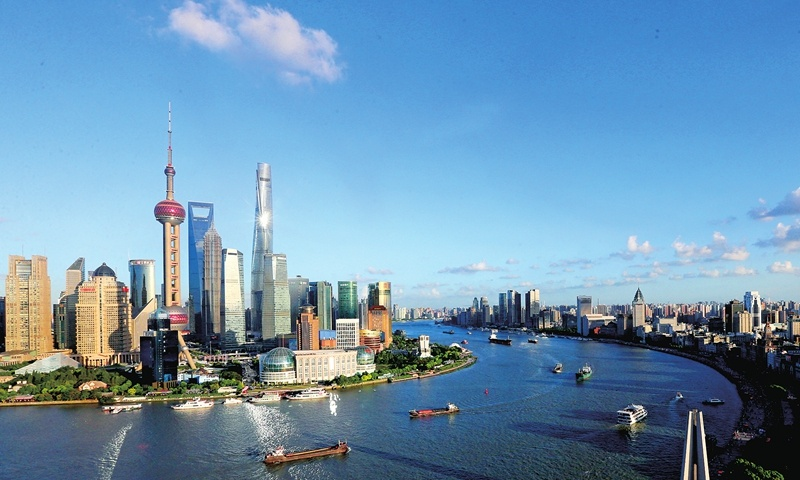 Shanghai launches English government service platform for overseas users