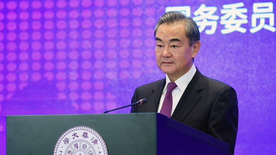 Wang Yi hails global governance, views multilateralism as correct path to tackle challenges