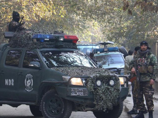 3 including central bank advisor killed in bomb attack in Afghan capital