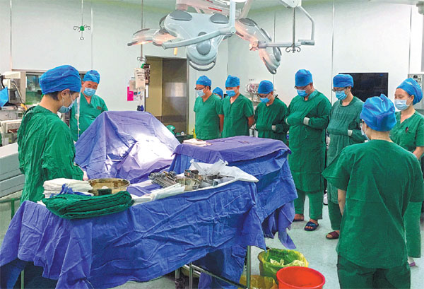 China sees over 2.5 mln registered organ donors