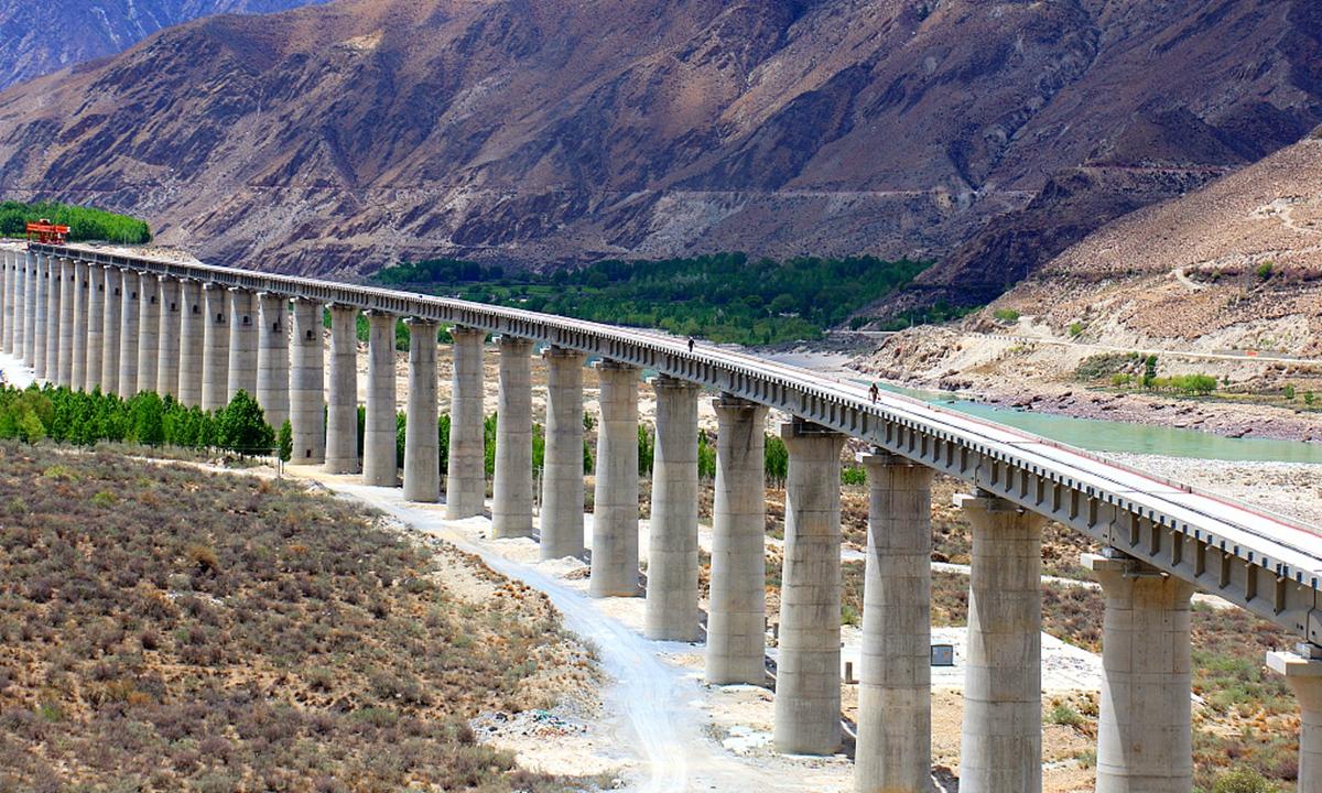 Xi stresses building high-quality Sichuan-Tibet Railway