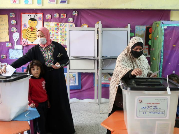 Egypt starts 2nd-stage parliamentary polls in 13 provinces including Cairo