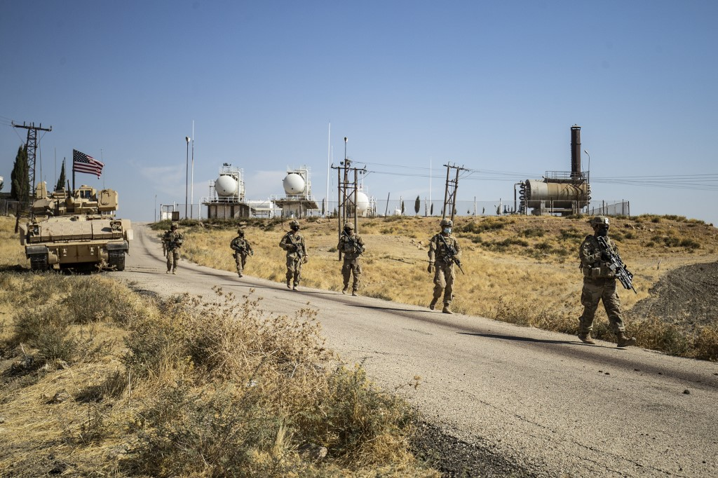 4 US soldiers killed in NE Syria: state agency