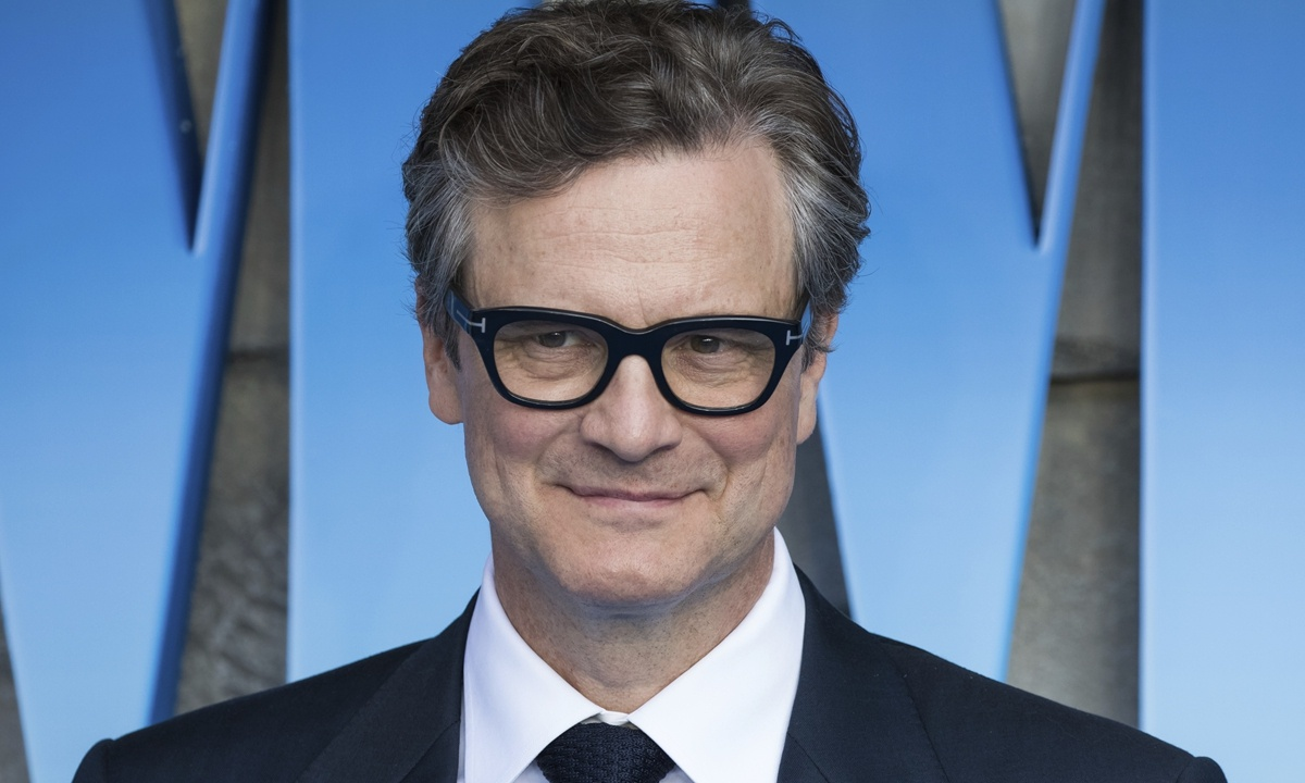 Colin Firth to star in new action-comedy film adapted from Chinese web comic