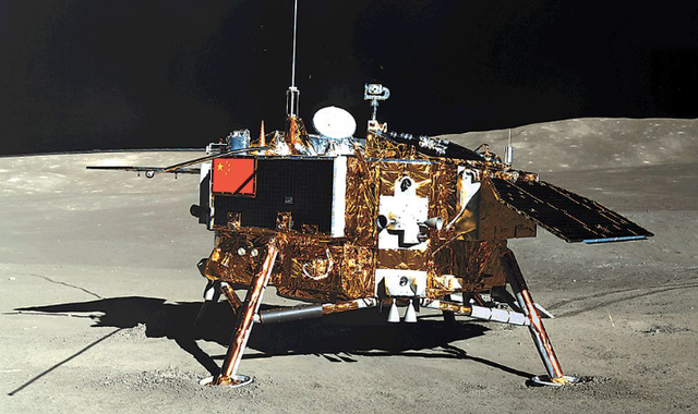 China's Chang'e-4 probe resumes work for 24th lunar day