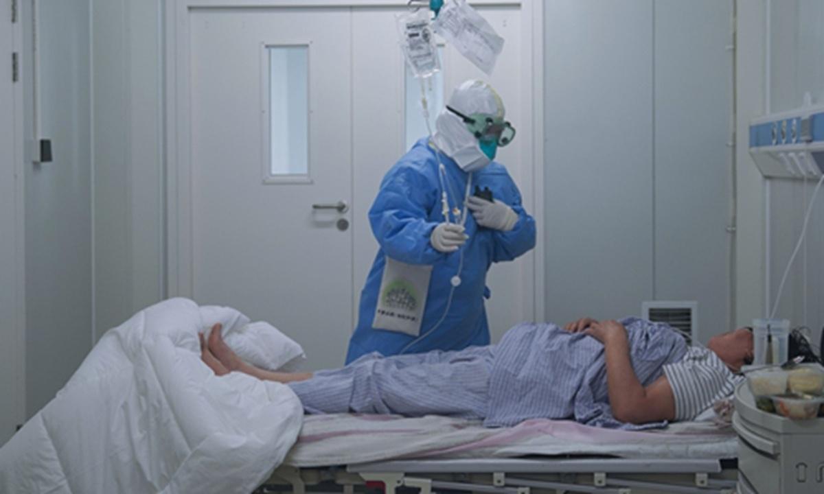 Coronavirus in Tianjin similar to virus strain in North America