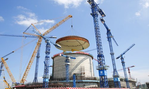 China's Hualong One 3rd-gen nuclear tech meets Europe's standards