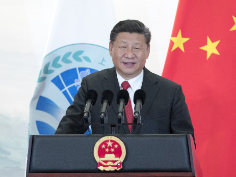 Highlights of Xi's speeches on SCO over the years