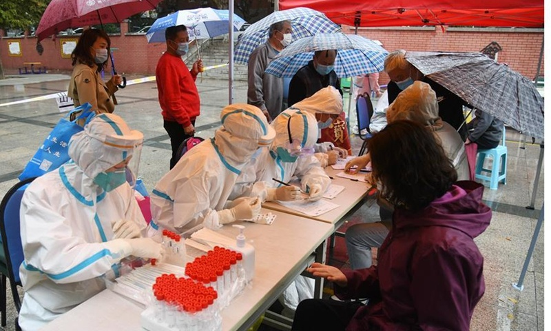 Tianjin finds three samples weakly positive for coronavirus