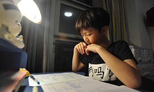 Chinese parents frustrated by teachers' requests to check kids' homework