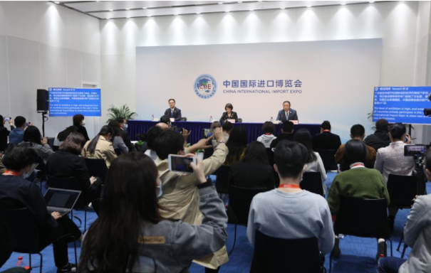 China's import expo records higher deals despite COVID-19 pandemic