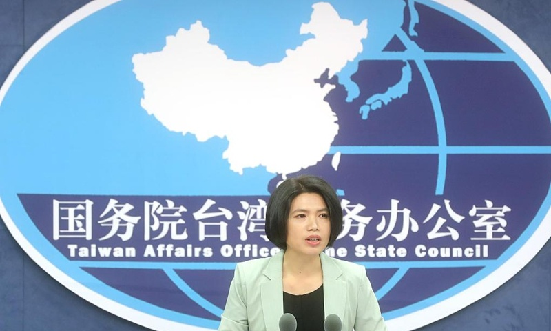DPP returning to right track key to improving cross-Straits ties: Taiwan Affairs Office