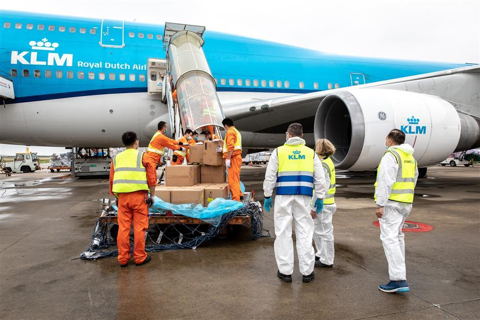 Air France KLM expands cargo service to Shanghai