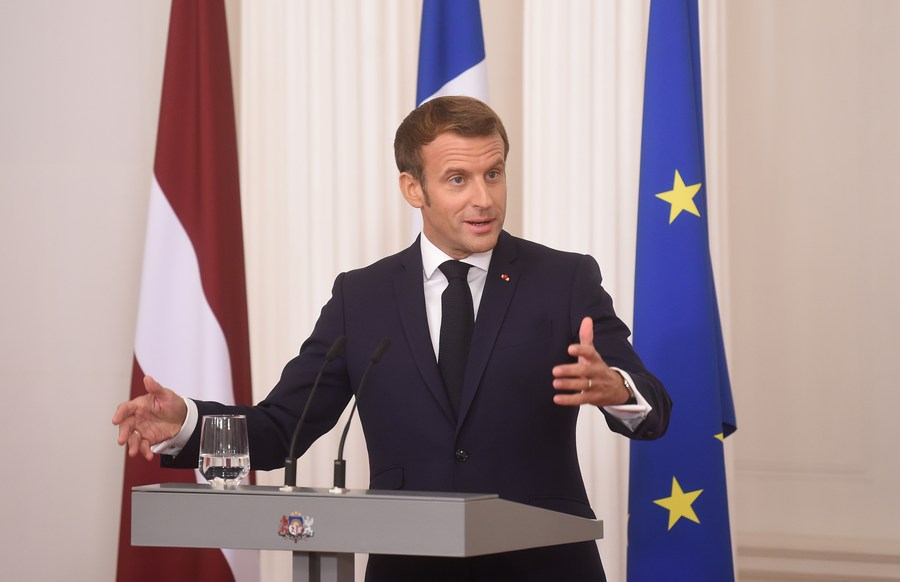 Macron calls for EU-wide coordination in response to terrorism