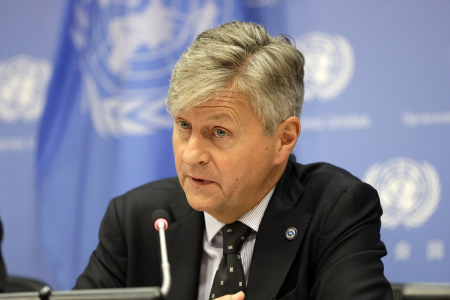 UN peacekeeping chief tests positive for COVID-19