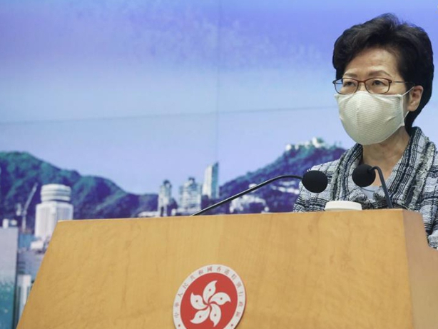 Opposition lawmakers' resignations will not affect others in fulfilling their duties: Lam