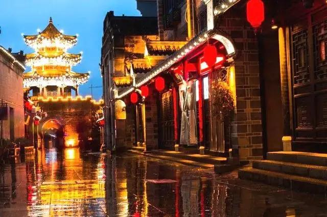 This is Shaanxi: Shiquan Ancient Town in Ankang