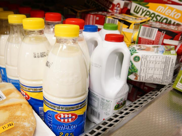 Export of dairy products from Poland to China up 70 pct YoY in H1
