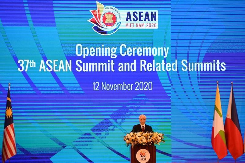 ASEAN summit kicks off, highlights post-COVID-19 recovery