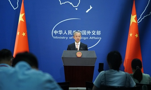 Countries unqualified to criticize China over LegCo decision: FM