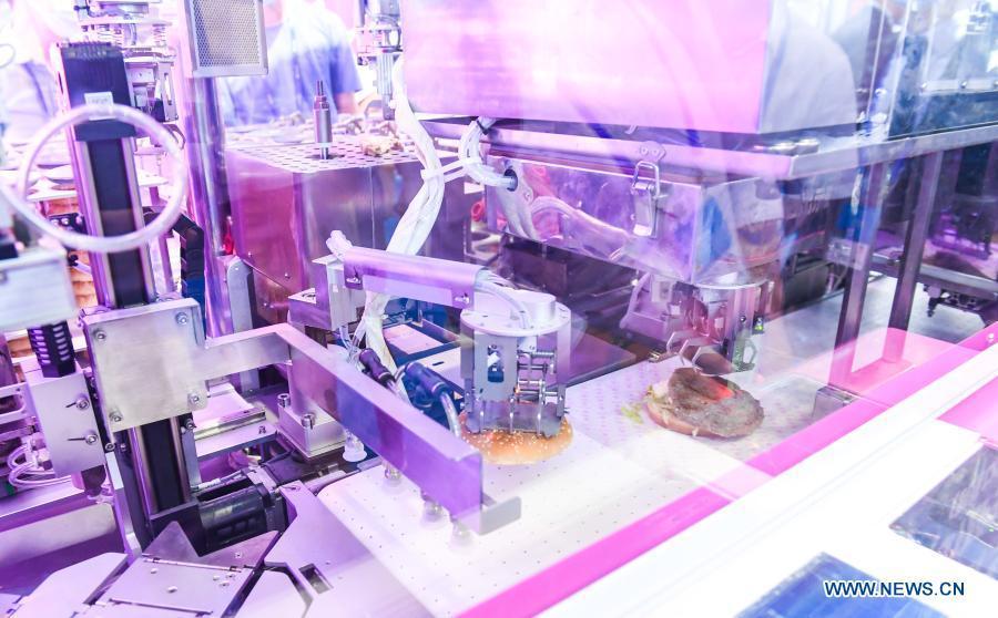 22nd China Hi-Tech Fair held in Shenzhen