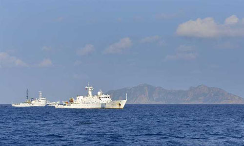Biden probes China on Diaoyu Islands, woos allies for Asia-Pacific 'rebalance'