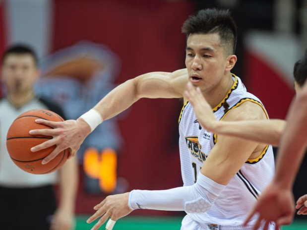 Guo, Han carry Liaoning past Jilin in CBA