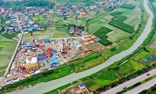 Sinopec adds prolific gas field in Sichuan Province
