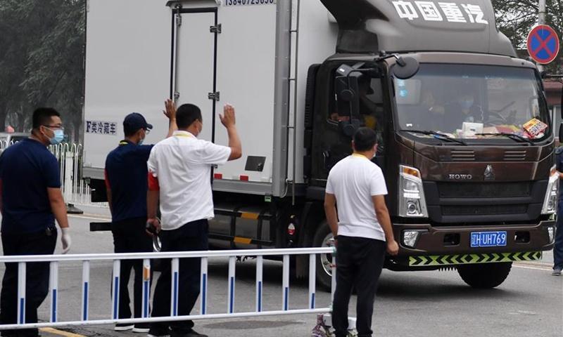 Tianjin coronavirus cases belong to European strain, similar to Beijing and Hebei flare-ups