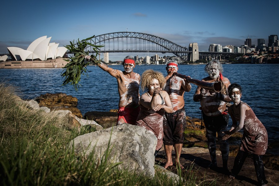 Album: Australia recognizes First Nations history with annual celebrations