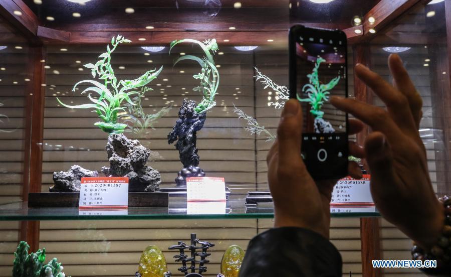 Jade cultural festival celebrated in Suzhou, Jiangsu