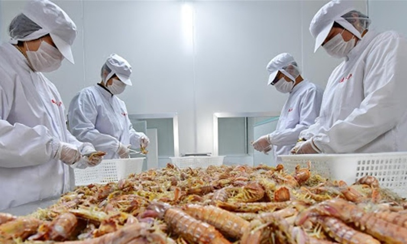 Another cold storage product sample in N.China's Tianjin tests positive for COVID-19 on Thursday