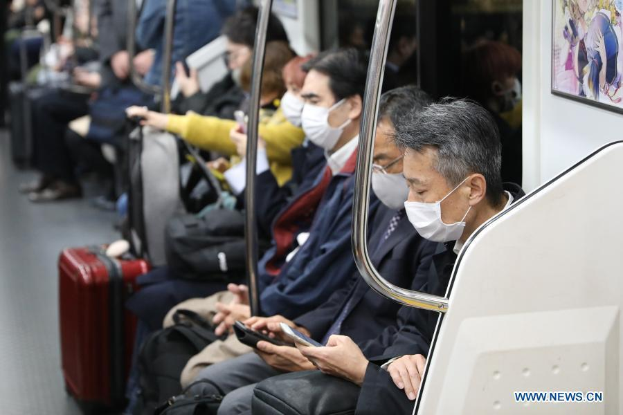 Japan's new COVID-19 cases hit record high amid nationwide virus resurgence