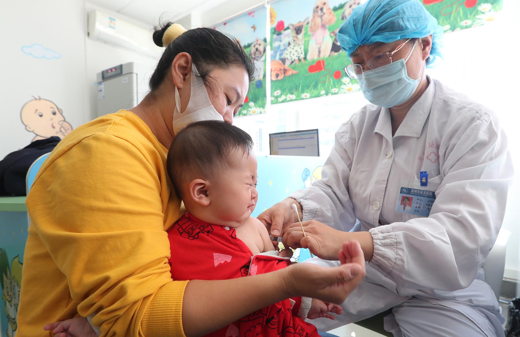 China's flu vaccine supply reaches five-year peak