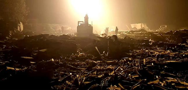 7 dead in factory blast in north China