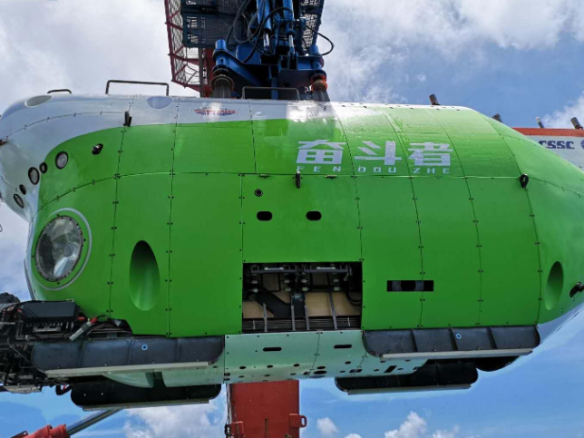 Factbox: A quick guide to China's manned deep-sea submersibles